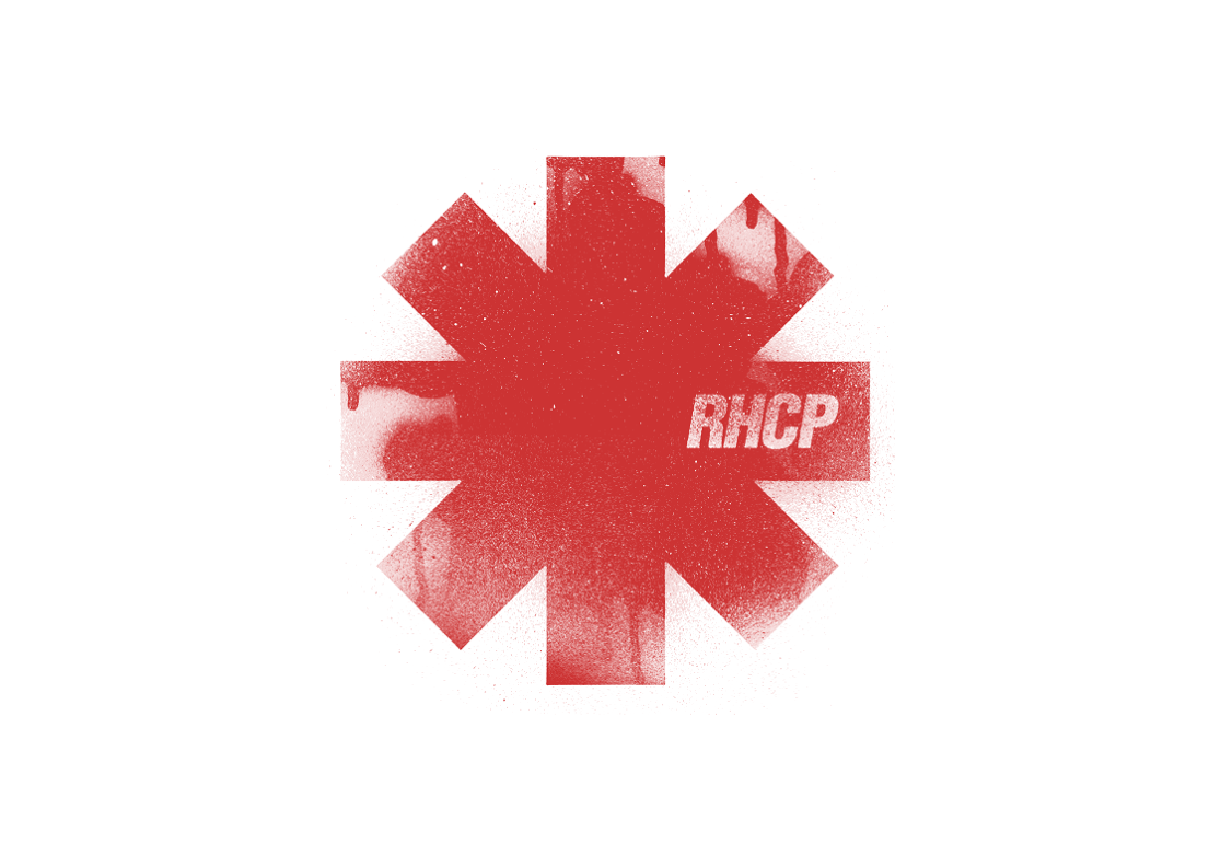 Red hot chili peppers clint english art design biocorpaavc